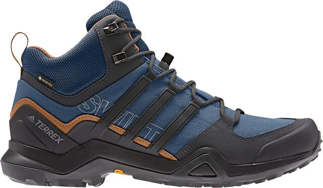 Neu! Adidas Terrex Swift R2 GTX Gr. 47 13 EU in Blau